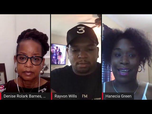 WIN-TV : Hanecia Green and Rayvon Wills