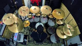 Trivium - The Sin And the Sentence (Drums Only)