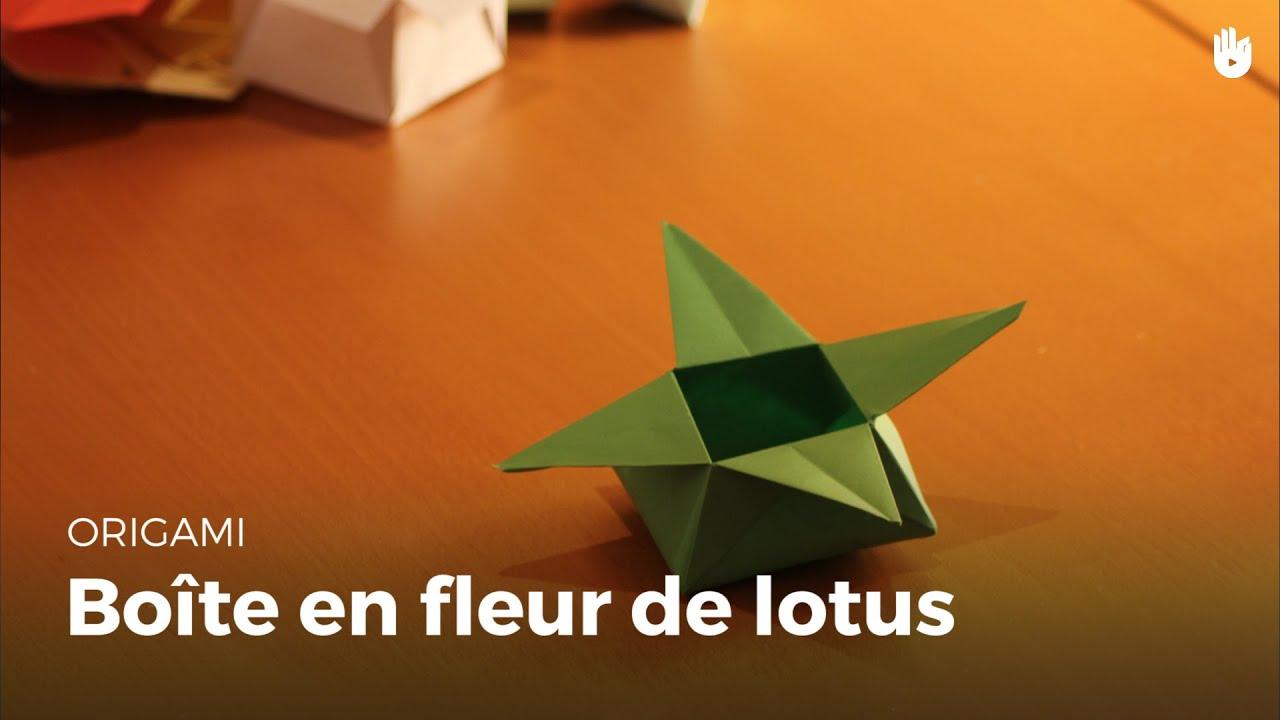 affordable origami fleur de lotus with origami fleur de lotus. Black Bedroom Furniture Sets. Home Design Ideas