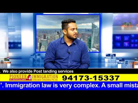 Zee PHH with PIONEER IMMIGRATION Expert  5 Aug 2017