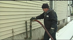 Home heating oil prices: Full Service vs. One Time Delivery