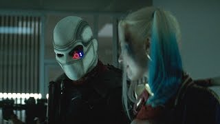 Video BATTLE IN THE BUILDING | Suicide Squad download MP3, 3GP, MP4, WEBM, AVI, FLV November 2018