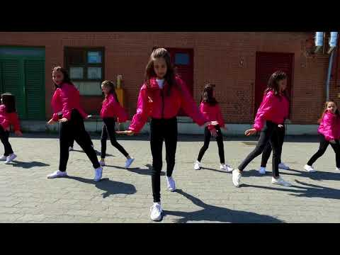 sayMYNAME/ Ghetto Minies 2018/ Choreography by Palánki Edina