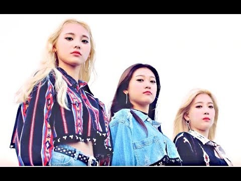 Loona (ODD EYE CIRCLE) Instrumental Full [Girl Front] MV