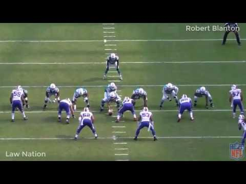 Quick Film Breakdown of Dallas Cowboys Robert Blanton