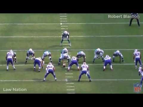 Quick Film Breakdown of Dallas Cowboys Robert Blanton