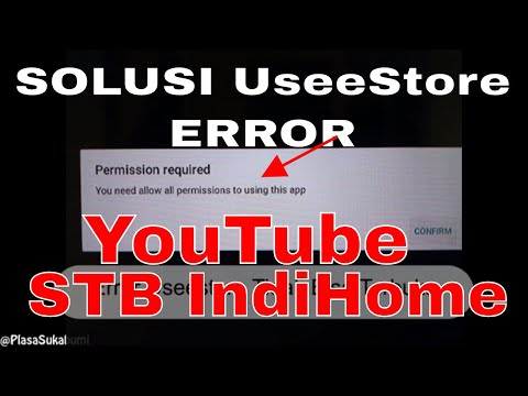 solusi-usee-store-permision-denied-update-youtube-di-stb-indihome