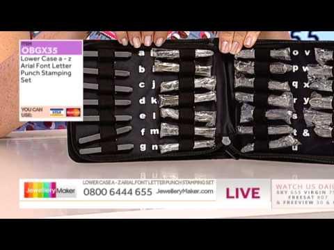 How to make Gemstone Jewellery - JewelleryMaker LIVE (AM) 26/07/2014