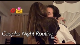OUR NIGHT ROUTINE (Lesbian Couple)