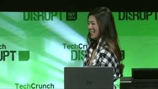 Mink at the Startup Battlefield Finals | Disrupt NY 2014