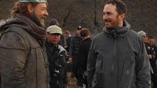 "Director Darren Aronofsky Discuss Biblical Film, ""Noah"""