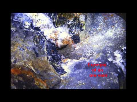 Rossarden's  Aberfoyle Tin Mine