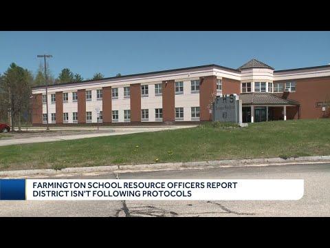 Police detail safety concerns at Farmington schools