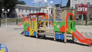 Страсти вокруг детской площадки в Измаиле
