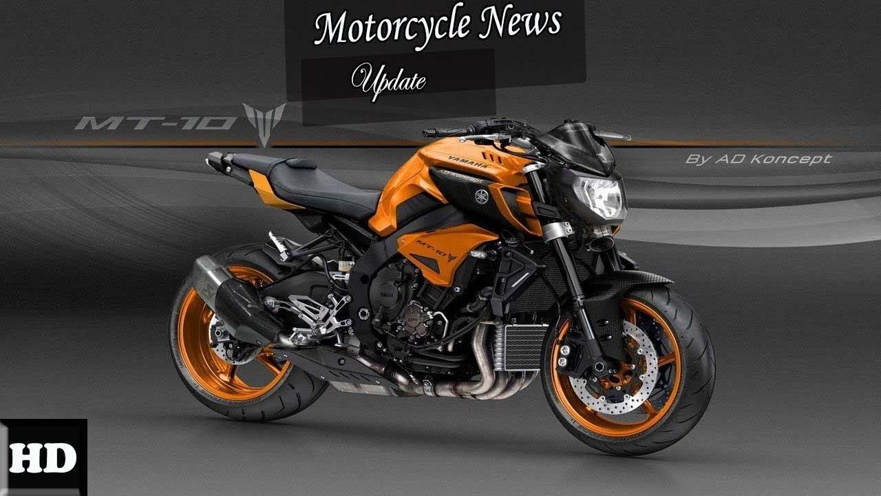 HOT NEWS !!! 2018 New Yamaha FZ-10 New Model Leakage Details Spec & Price