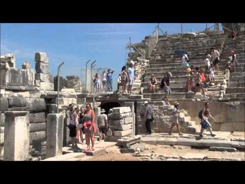 Celebrity Silhouette East Mediterranean Cruise June 2014 part 2 movie