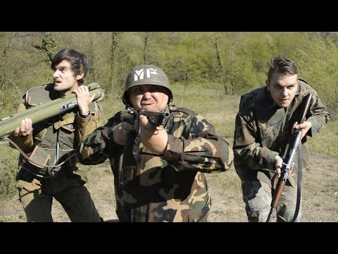 Bosanci ratuju protiv vanzemaljaca (Omčo, Nedim & Meca Cazin)