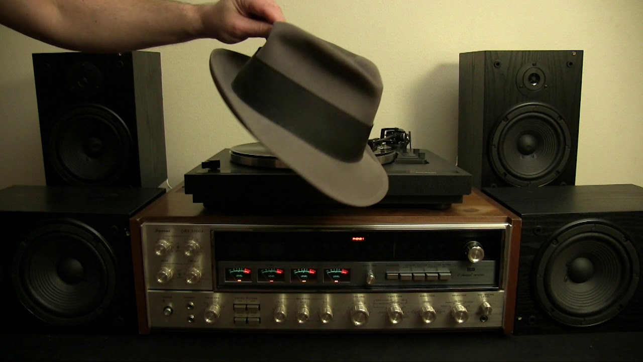 Buy My S#*T!!! (SOLD!!! Sansui QRX-5500A) #vintage #stereo #comedy