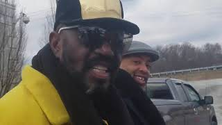 exclusive temptations founder otis williams attends the funeral for lead singer dennis edwards