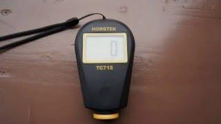 Автомобильный толщиномер ЛКП Horstek TC 715