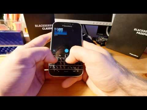 Blackberry Classic Q20 im Test (4k/Deutsch)