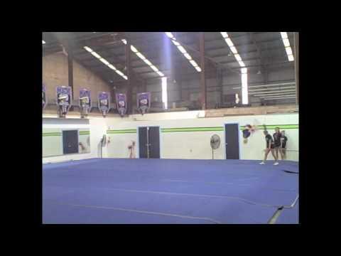 Hawaii Pacific University Cheerleading Highlight Video 2009-2010
