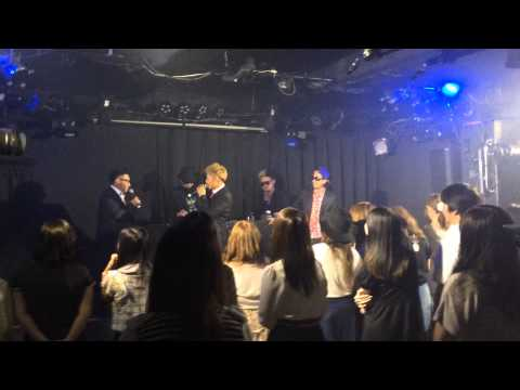 2015.8.23 Sound Bag Party vol.4  セビロキル