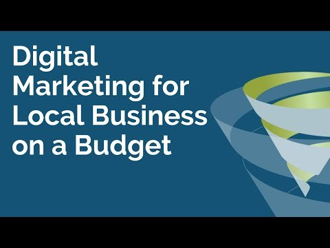 Digital Marketing for Local Business on a Budget: T-Time with Tillison