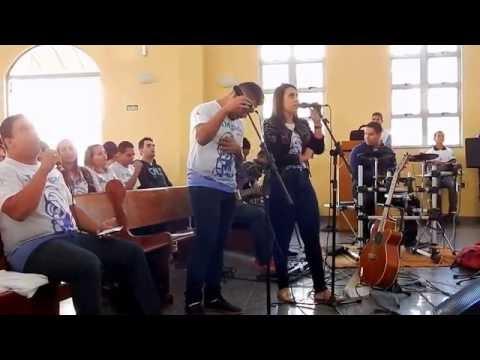 Maria de Deus Senhora da Paz-Missa de Envio VII Jamgada-Planaltina-DF Julho/2016