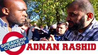 Adnan Rashid vs Intelligent Christian | Trinity & Church History | Speakers Corner