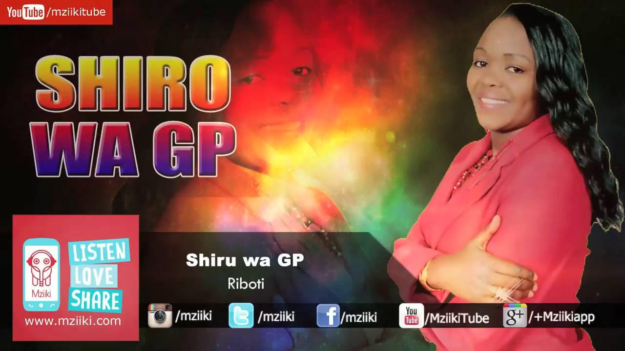 Riboti Shiru Wa Gp Official Audio Youtube