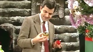 Tis the Season Bean | Funny Clips | Mr Bean Official