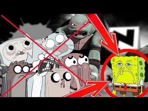 СМЕРТЬ МУЛЬТОВ ?...   Cartoon Network x Nickelodeon