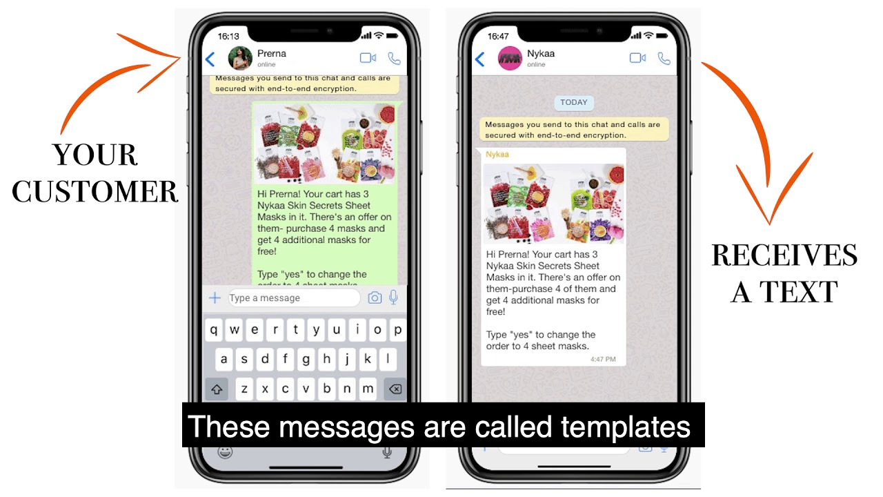 Whatsapp Templates 9 Free Business Template Downloads Verloop Io