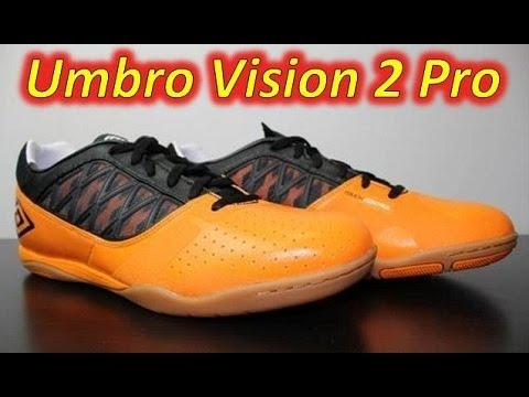 0e3167ea0ab06 Umbro Vision Pro 2 Indoor - Unboxing + On Feet - YouTube