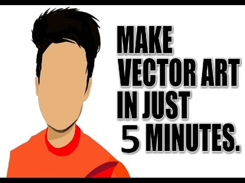 how-to-make-a-vector-art-in-less-than-5-minutes