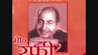 Film Ghoonghat Year 1946 Song Bahaut Mayus hokar kucha e qatil se by Rafi Sahab   YouTube2