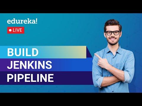 Create Jenkins Pipeline | Jenkins Pipeline Tutorial | DevOps Training | Edureka | DevOps Live - 1