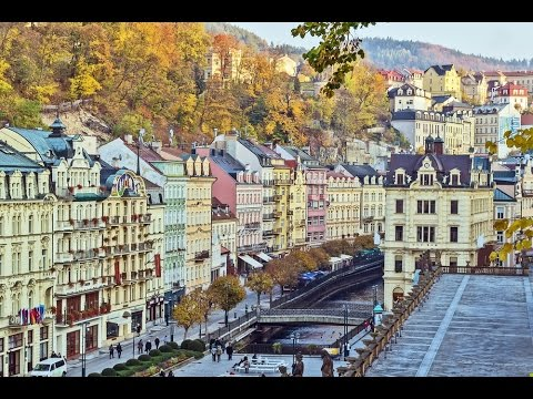 What sights to see in Karlovy Vary? Popular attractions