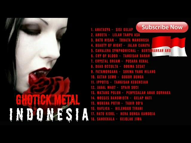 Kumpulan Lagu Gothic Black Metal Indonesia Terbaik
