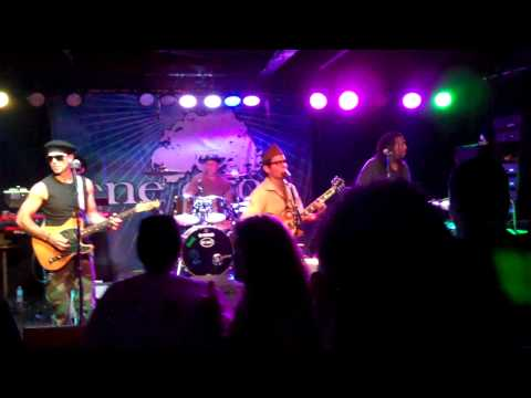 One Drop @ the Starline 10-31-12 video 2
