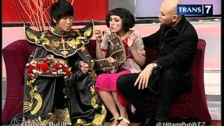 jusin clasic at hitam putih trans 7|變臉 Bian lian part 2