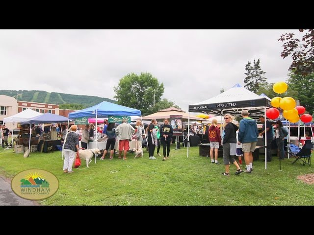 Windham NY -  July 4th Parade, Street Festival, Fireworks and Art Fest