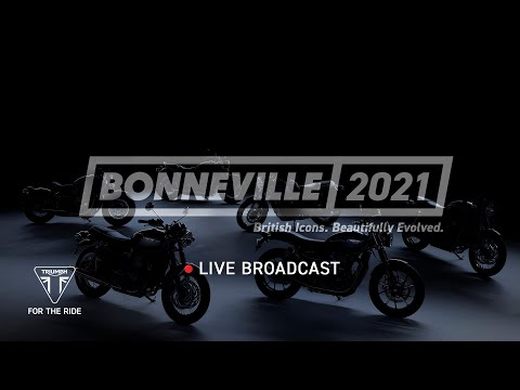 Bonneville 2021 – Global Reveal