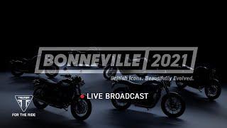 Bonneville 2021 – Global Reveal