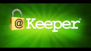 Keeper Password Manager App