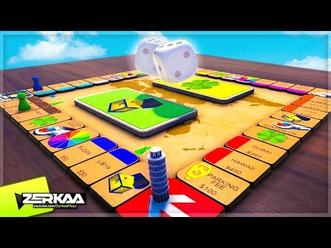 MONOPOLY IN 3D! (Rento Fortune)