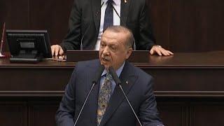 "Turkey's president says Saudi Arabia ""planned and executed"" Khashoggi's murder"