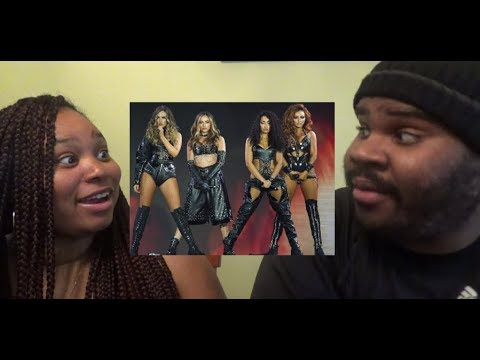 LITTLE MIX - DNA/FREAK (LIVE ON THE GLORY DAYS TOUR) - REACTION