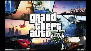 Первый раз играю в Grand Theft Auto (GTA) V!